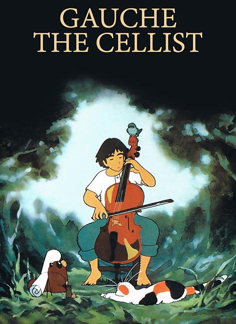 دانلود رایگان انیمیشن Gauche The Cellist 1982
