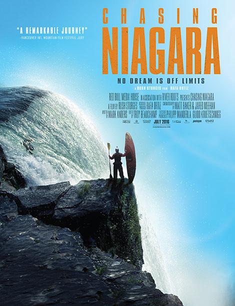 دانلود رایگان فیلم Chasing Niagara 2015