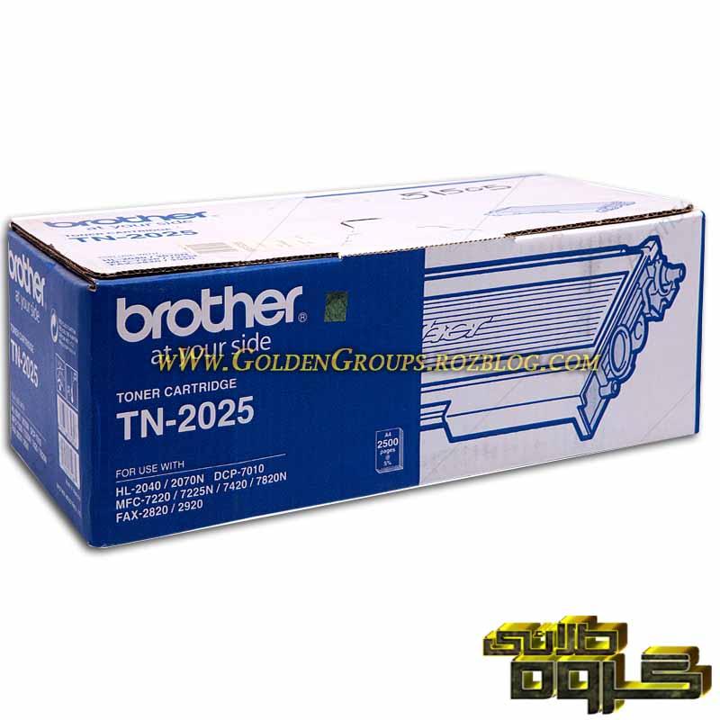 کارتریج لیزری برادر مدل Laser Cartridges Brother TN-2025 - 2025