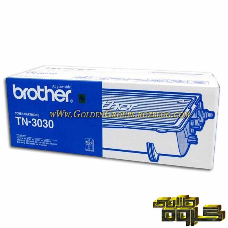 کارتریج لیزری برادر مدل Laser Cartridges Brother TN-3030 - 3030