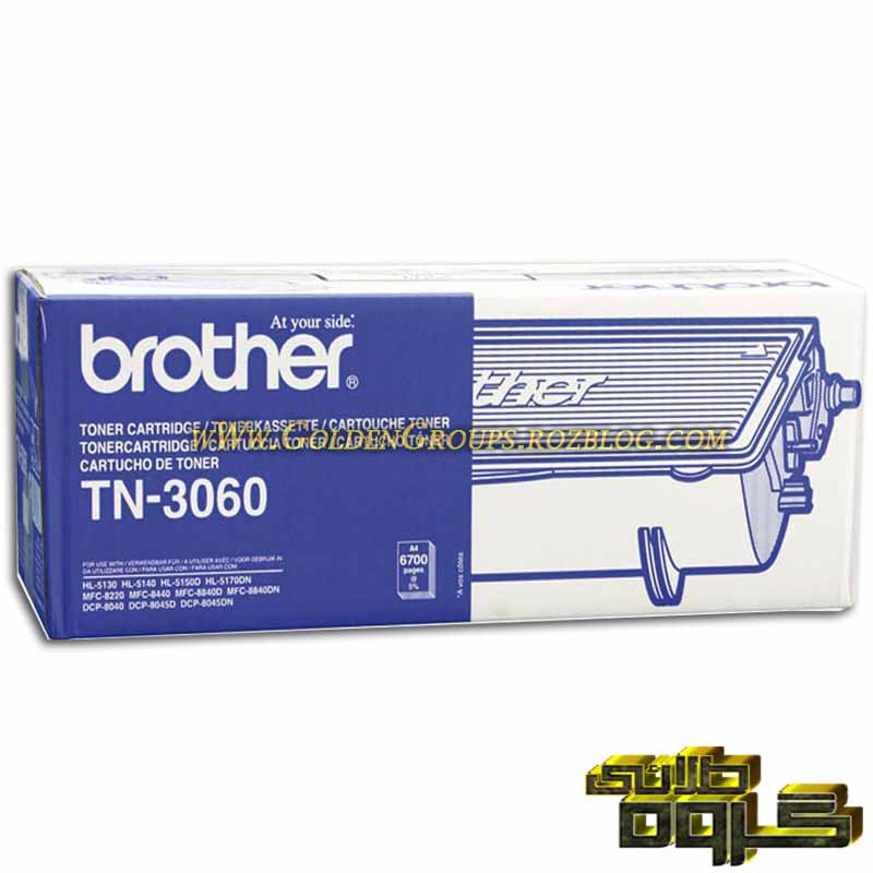 کارتریج لیزری برادر مدل Laser Cartridges Brother TN-3060 - 3060