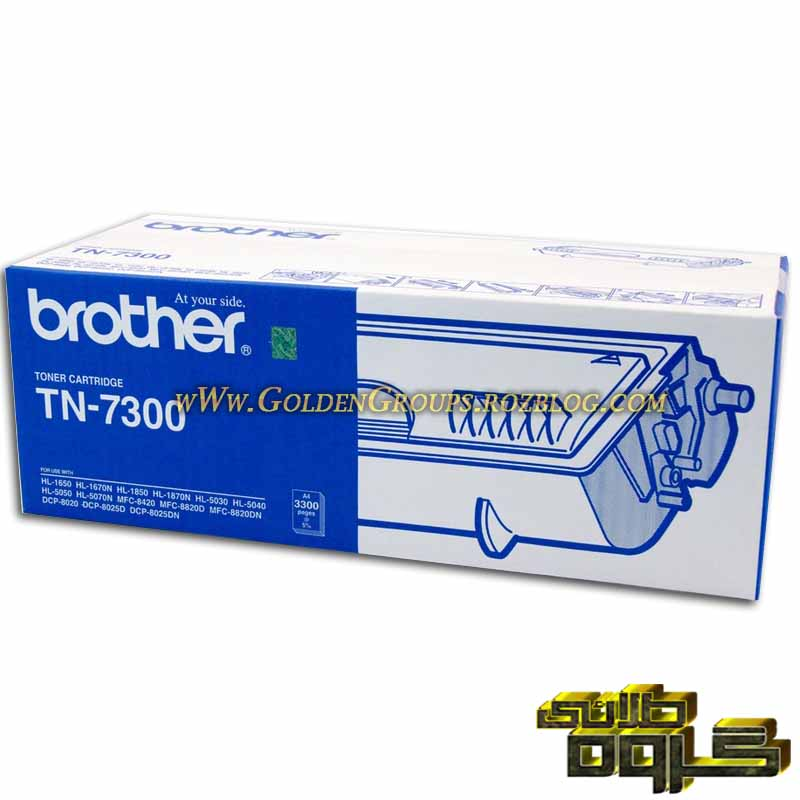 کارتریج لیزری برادر مدل Laser Cartridges Brother TN-7300 - 7300
