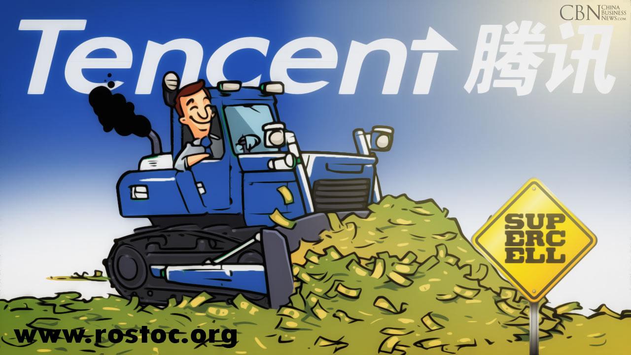 تحلیل اقتصادی Supercell پس از واگذاری به Tencent