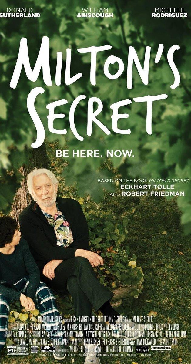 دانلود رایگان فیلم Miltons Secret 2016