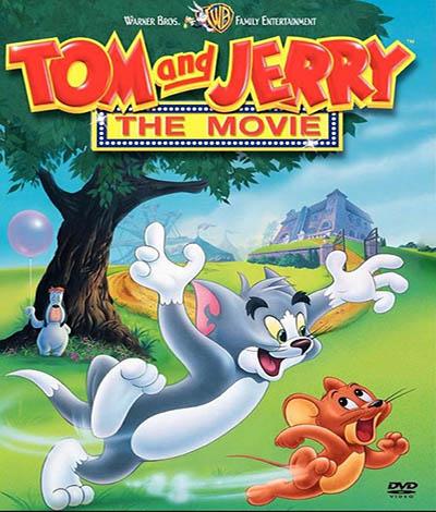 دانلود انیمیشن تام و جری Tom and Jerry: The Movie 1992