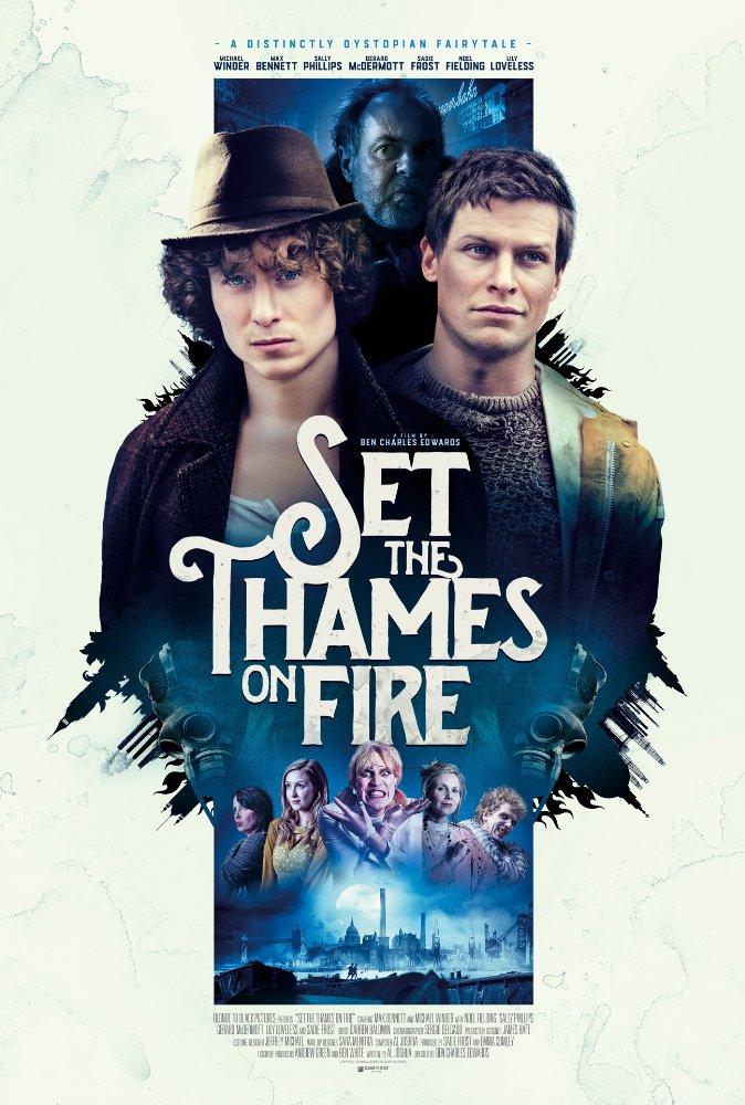 دانلود رایگان فیلم Set The Thames On Fire 2015
