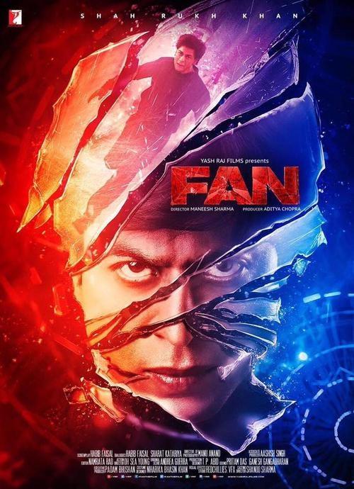 دانلود فیلم هندی طرفدار – Fan 2016 دوبله فارسی