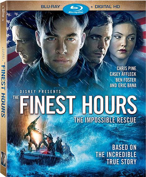 دانلود فیلم The Finest Hours 2016 دوبله فارسی