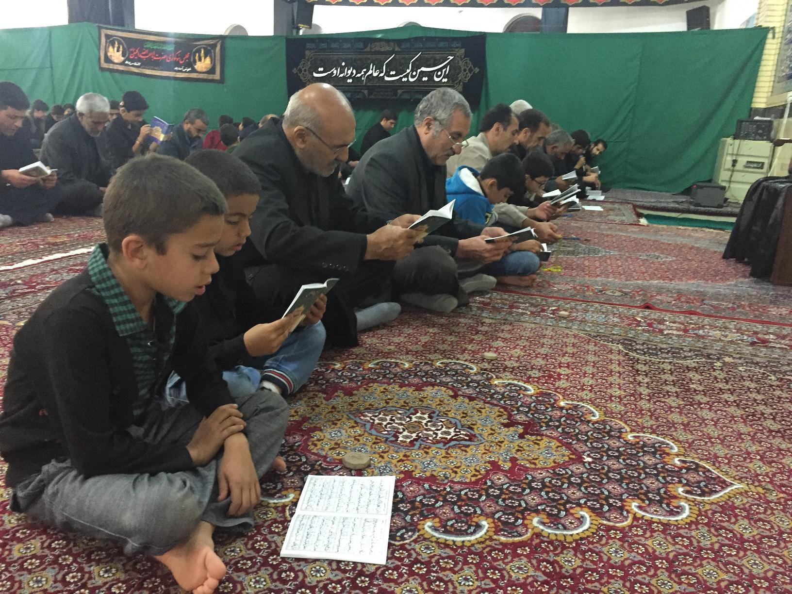 مسجد امام سجاد(ع) بيجار