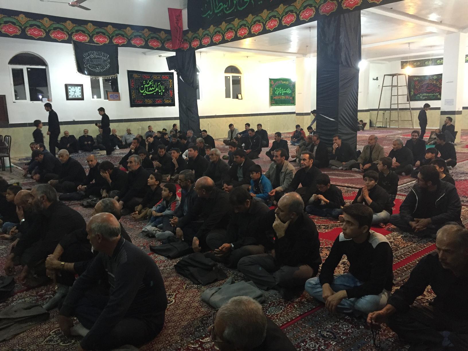 مسجد امام سجادع بيجار
