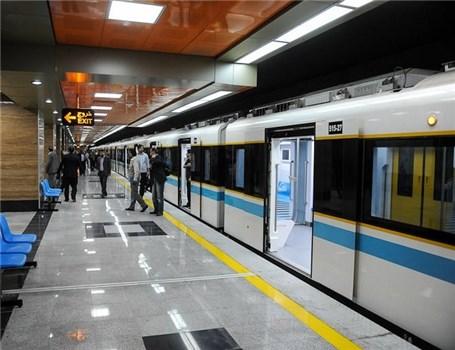 افزایش ساعت کار قطار شهری مشهد در تاسوعا و عاشورا