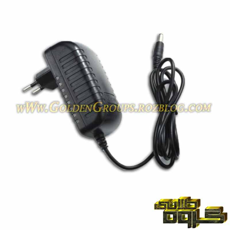 آداپتور سوئیچ 12 ولت 2 آمپر دیواری - 12V 2A wall adapter switch