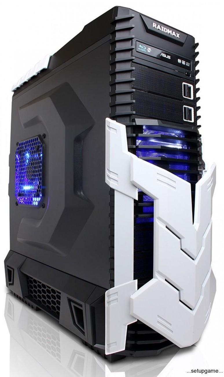 کامپیوترهای میان قیمت CyberPowerPC با همکاری AMD