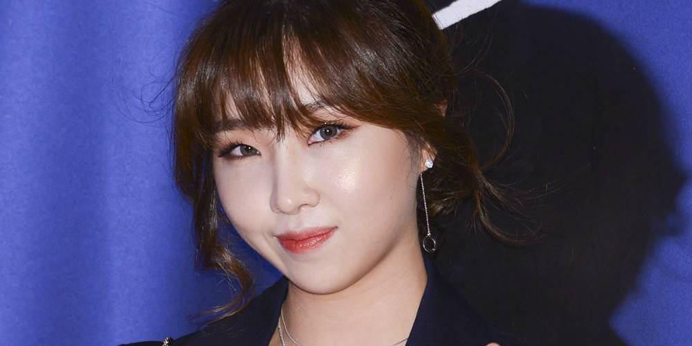 🔅به زودی شاهد دبیو سولو Minzy عضو سابق  2NE1 خواهیم بود 🔅