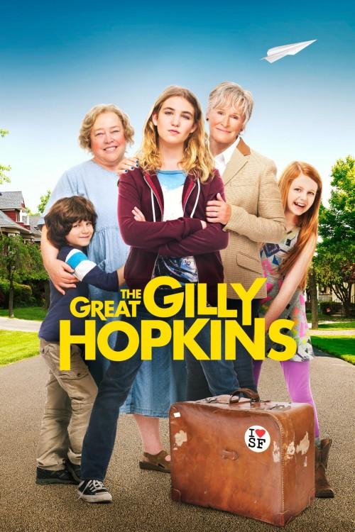 دانلود رایگان فیلم The Great Gilly Hopkins 2016