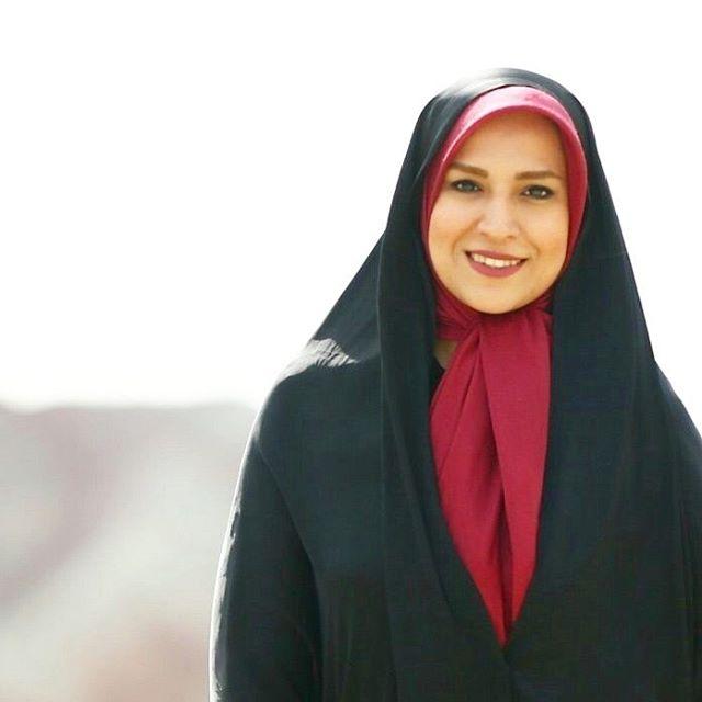 عکسهای زهرا چخماقی گوینده خبر تلویزیون