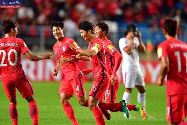 نقشه عجیب کرهایها علیه ایران که قبل از بازی لو رفت!
