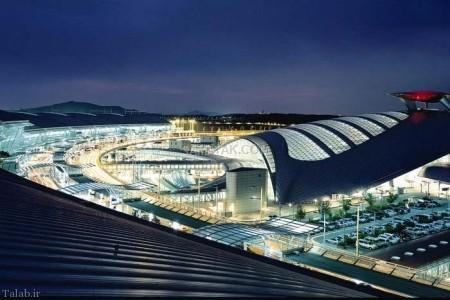لوکس ترین فرودگاه در دنیا (+عکس)