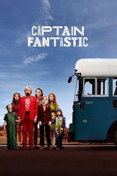 دانلود رایگان فیلم Captain Fantastic 2016