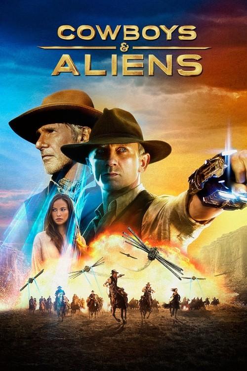 دانلود دوبله فارسی فیلم گاوچران ها و بیگانگان Cowboys & Aliens 2011