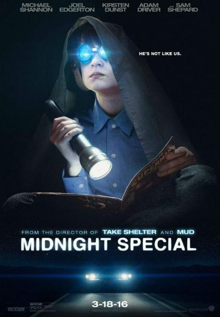 دانلود دوبله فارسی فیلم Midnight Special 2016