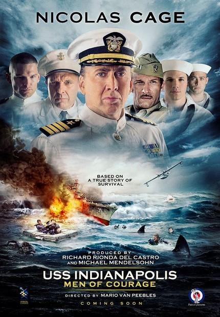 دانلود رایگان فیلم USS Indianapolis Men of Courage 2016