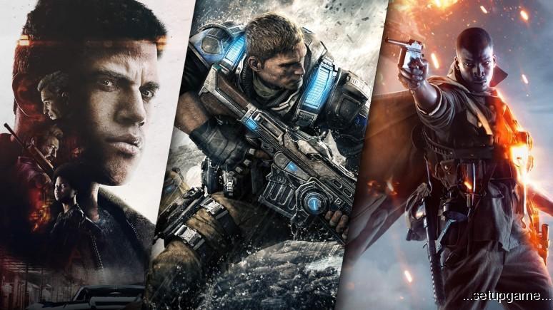 لیست تمامی بازی هایی که در اکتبر 2016 عرضه خواهند شد