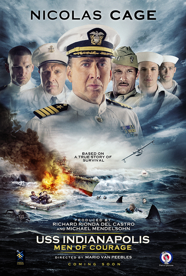 دانلود فیلم جدید USS Indianapolis: Men of Courage