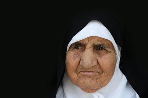 مادربزرگم