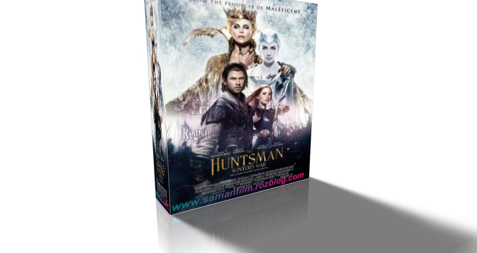 دانلود فیلم The Huntsman Winters War 2016 دوبله فارسی