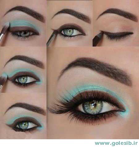 آرایش تصویری چشم