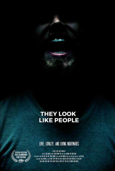 دانلود رایگان فیلم They Look Like People 2015