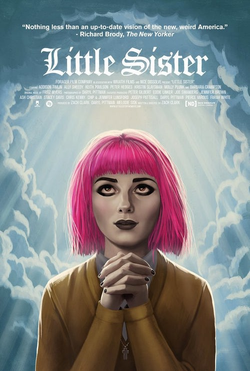 دانلود رایگان فیلم Little Sister 2016