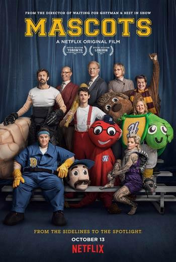 دانلود رایگان فیلم Mascots 2016