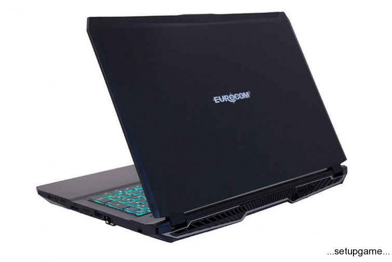 لپ تاپ باریک اما قدرتمند Eurocom معرفی شد