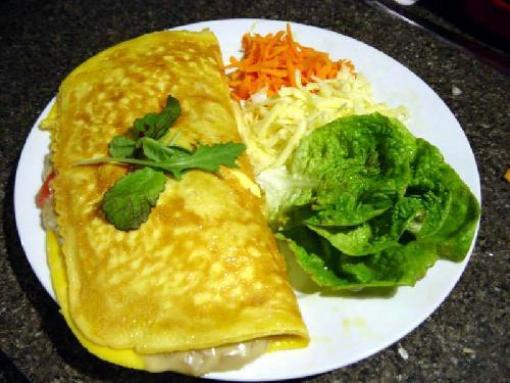 آموزش کامل طرز تهیه املت قارچ و پنیر پیتزا خوشمزه مخصوص برای صبحانه