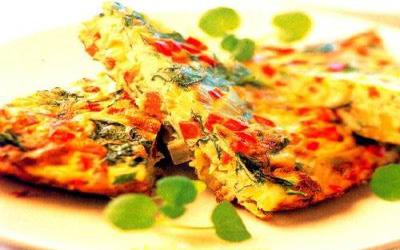 طرز تهیه املت ایتالیایی مخصوص و خوشمزه همراه با قارچ و کدو