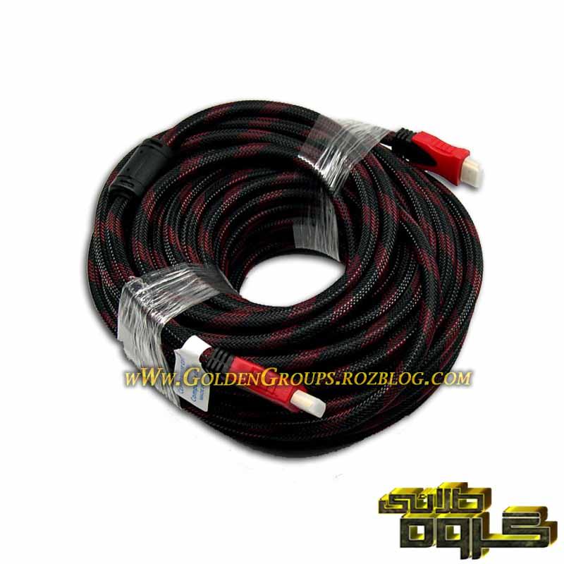 کابل اچ دی ام آی 20 متر - HDMI Cable 20 Meter