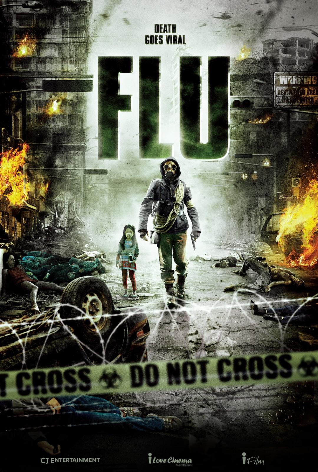 دانلود رایگان فیلم Flu 2013