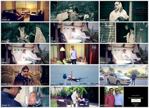 دانلود موزیک ویدیو جدید امید به نام مهربانو