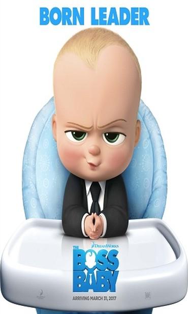 دانلود رایگان انیمیشن The Boss Baby 2017
