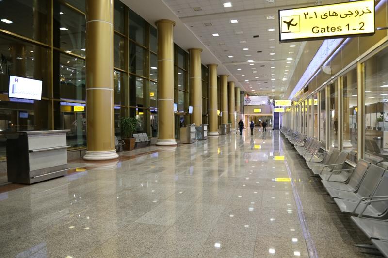 بهره برداري از سيستم اعلان پرواز صوتي اتوماتيك در فرودگاه مشهد