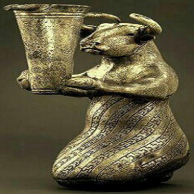 کانال باستان شناسی ایران کهن
