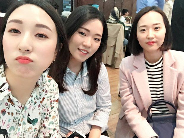 روایت دختران کره ای از ایران حتما بخونید خیلی جالبه