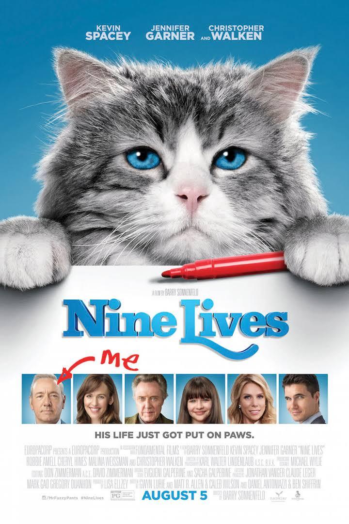 دانلود رایگان فیلم Nine Lives 2016