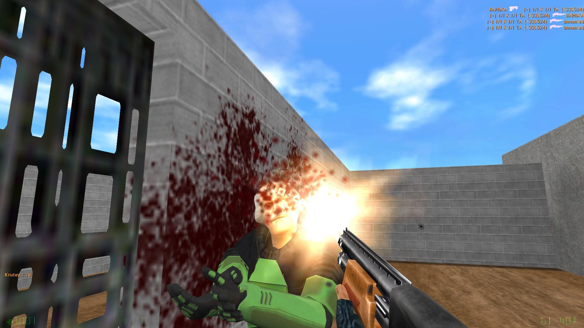 دانلود بلود Realistic Blood v2 برای کانتر
