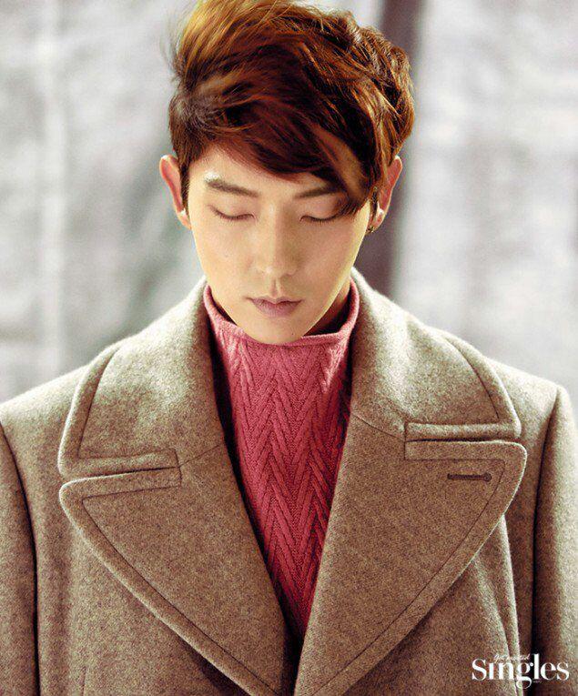 عکسای لی جون کی برای مجله Singles LEE.JUN.Ki