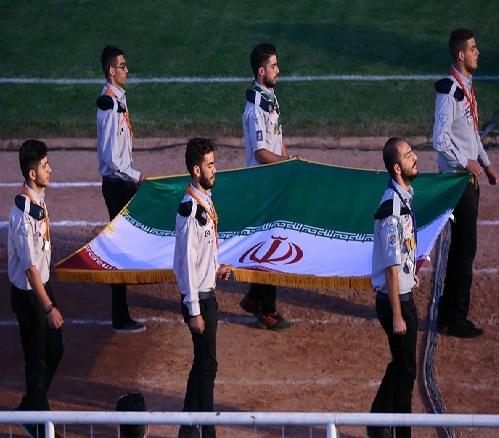 افتتاحیه بازی های المپیک ارامنه در ایران