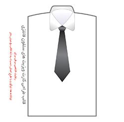 قالب پیراهن