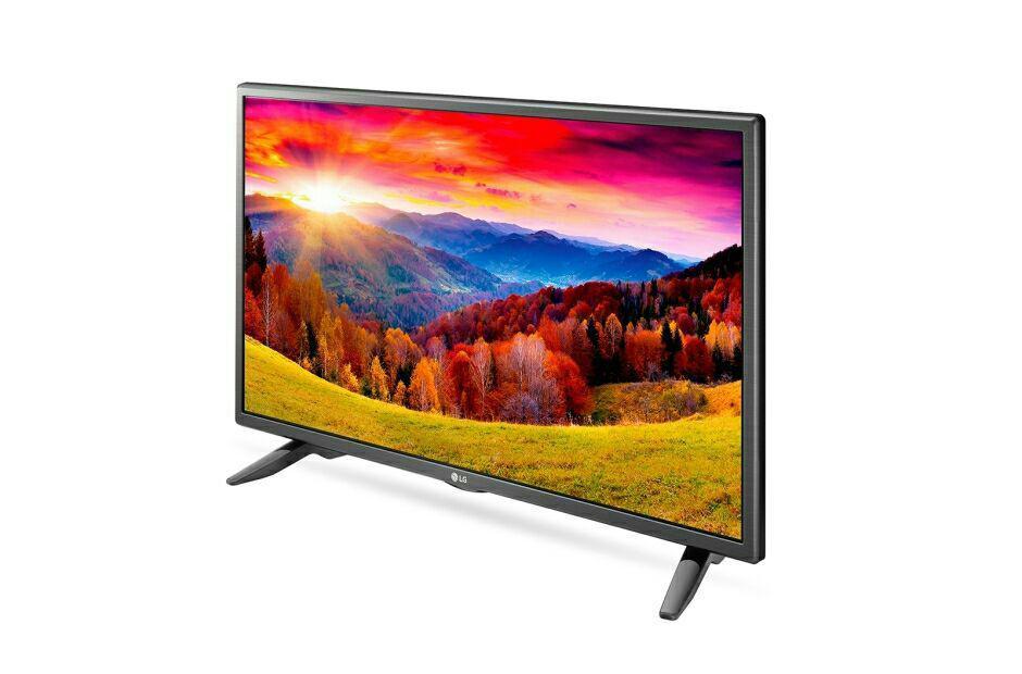 تلویزیون  ال ای دی  ال جی  LG با دو تا گیرنده  داخلی LED LG